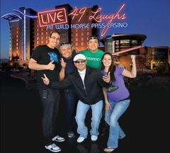 49 Laughs Live at Wild Horse Pass Casino CD