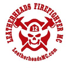 Leatherheads Round Transfer Decal