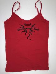 Leatherheads Lady Tank Top - Red
