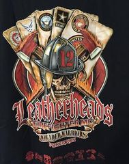 Leatherheads Wounded Warrior Shirt