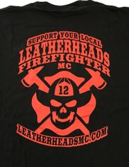 Support Your Local Leatherheads Shirt