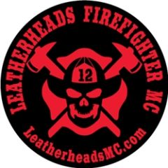 Red and Black Support Decal