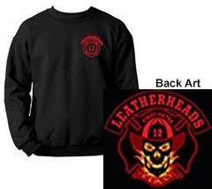 """Bar"" Crew Neck Sweat Shirt"