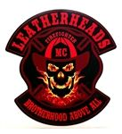 Leatherheads Brotherhood Above All Decal