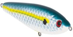 Livingston Lures School Master - Bluetreuse Shad