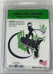 Ninja Trolling Motor Grass Blade Gen 2