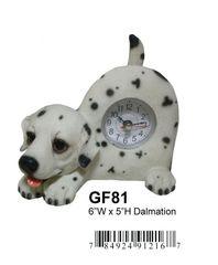 "DALMATIAN DOG 6""W x 5""H"