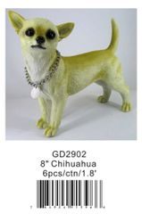 """GD2902 8"""" Chihuahua"""