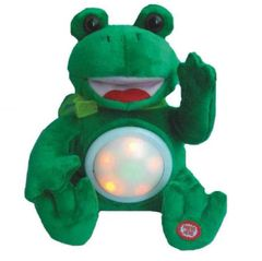 Bedtime Singing Frog