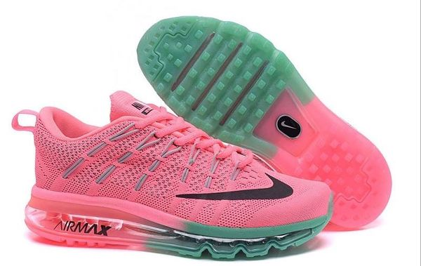 2016 Air Max Pink Green  da0cc1a7b3c2