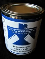 Thunderbird Filler Sealer Quart