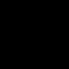 Ultra Lightweight Snood - Black with Multi Lurex(AT22BKL-ML)