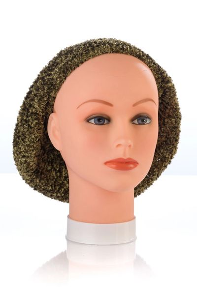 Chenille LINED Snood-Olive (AT04OLL)