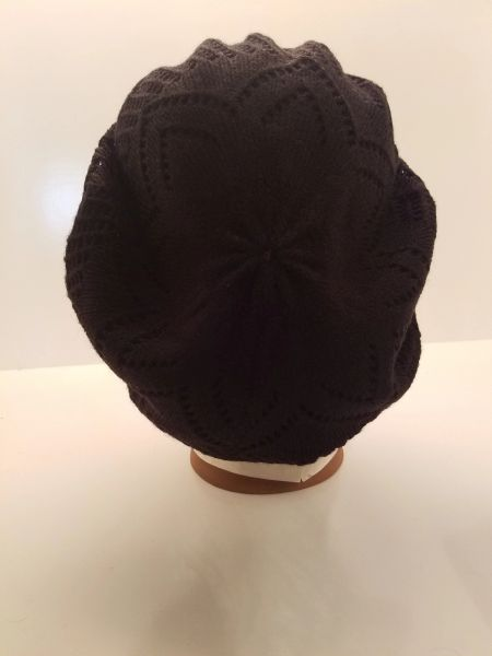 Lightweight Knit LINED Snood-Black (AT09BKL)