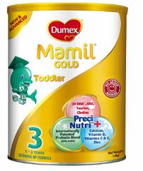 Mamil Gold Growing Up S-3 1.6KG