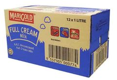 Marigold UHT Full Cream 12X1L