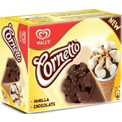 Cornetto Classic Mix Multi Pack Ice Cream 4 x 110 ml