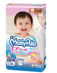 Mamy Poko Air Fit Diaper L 54S