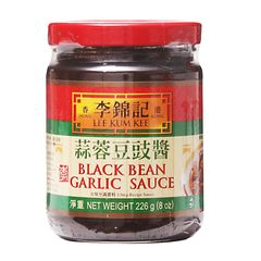 Lee Kum Kee Black Bean Garlic Sauce 226 g