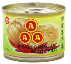 AAA Pickled Mustard W/Cili 145G