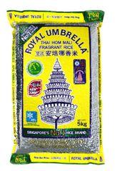 R/Umbrella Fragrant Rice(New CROP)5KG
