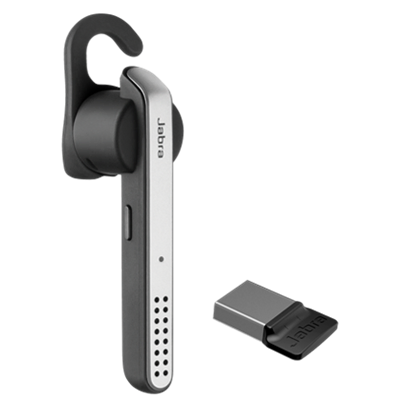 Jabra Stealth UC MS ( UK ) BLUETOOTH HEADSET PC / Mobile