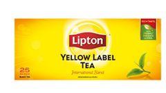 Lipton Yellow Label Tea 50G(25X2G)