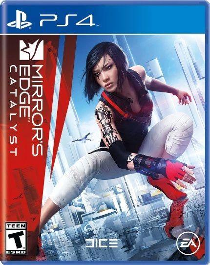 PS4 Mirror's Edge Catalyst Standard Edition