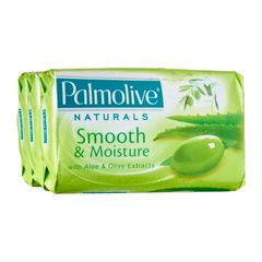 Palmolive Naturals Smooth And Moisture Bar Soap (X3) 3 x 80 g