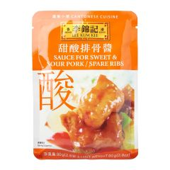 Lee Kum Kee Sweet And Sour Pork / Spare Ribs Sauce 80 g