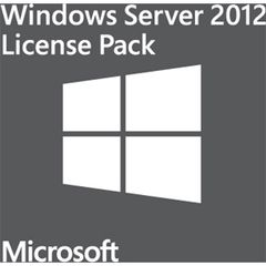 OEM Windows Server CAL 2012 English 1pk DSP OEI 1 Clt User CAL