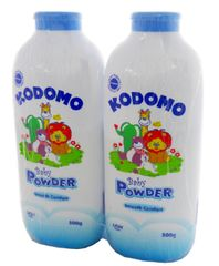 Kodomo Baby Powder 2X500G