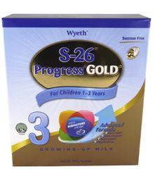 S26 Progress Gold ST3 700G