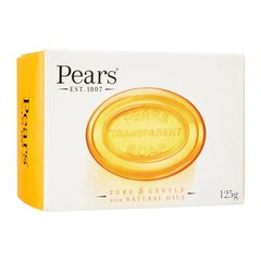 Pears Amber Shower Soap 125 g