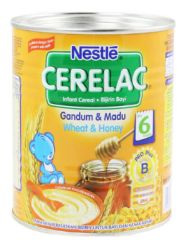 Nestle Cerelac Wheat Honey 225G