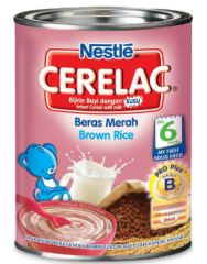 Nestle Cerelac Brown Rice 350G