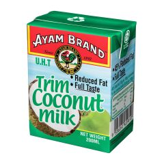Ayam Brand Trim Coconut Milk 200 ml