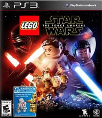 PS3 LEGO Star Wars: FA Xwing