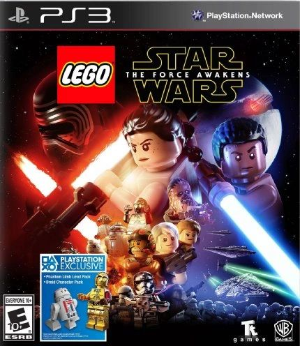 PS3 LEGO Star Wars: FA Xwing
