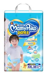 Mamy Poko Extra Dry Skin Pants-B XXL38S