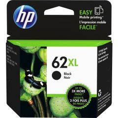 HP 62XL BLACK INK CARTRIDGE C2P05AA