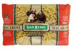 San Remo Pasta Macaroni (No 38) 500G