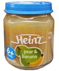 Heinz Pear&Banana 110G