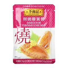 Lee Kum Kee Teriyaki Chicken Sauce 72 g
