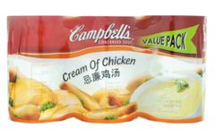 Campbell's Cream Of Chicken 3X300g