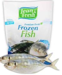 JF Frozen One Finlet Scad IQF 1KG