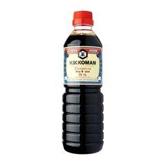 Kikkoman Premium Soy Sauce 600 ml