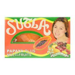 Sutla Papaya Plus Multi Fruits Soap 135g