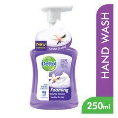 Dettol Foaming Hand Wash Vanilla Orchid 250 ml