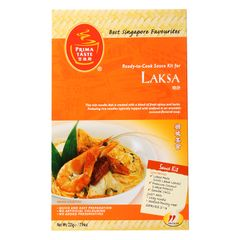 Prima Taste Laksa Ready-To-Cook Sauce Kit 225 g